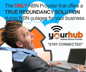Yourhub Redundancy for NBN